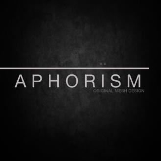 !APHORISM! Logo (Square)