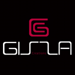 GIZZA - LOGO BLACK
