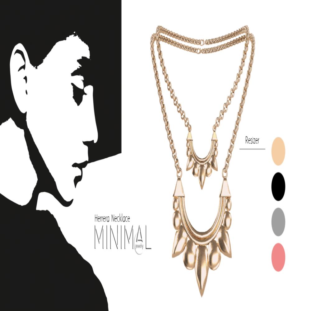 MINIMAL - Herrera Necklace