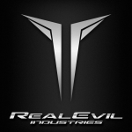 RealEvil Industries Logo